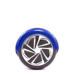 hoverboard bleu roue droite