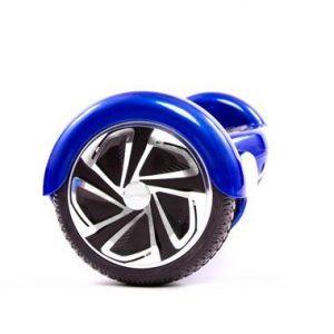 hoverboard bleu roue