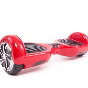 hoverboard rouge pas cher avant