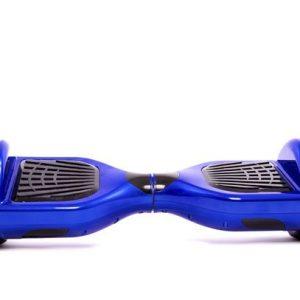 hoverboard bleu face avant